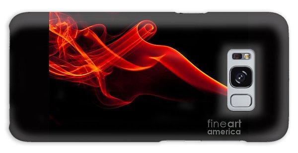Smokin Galaxy Case by Anthony Sacco