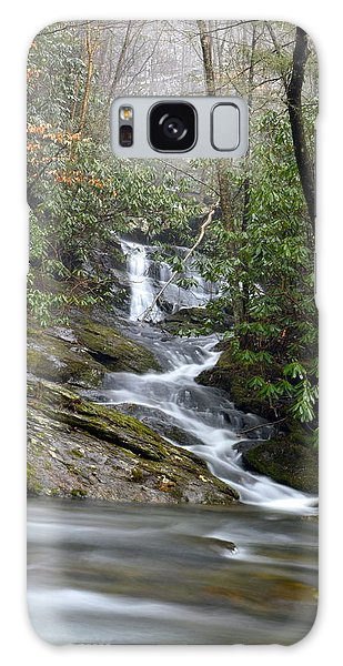 Smoky Mountain Beauty Galaxy Case