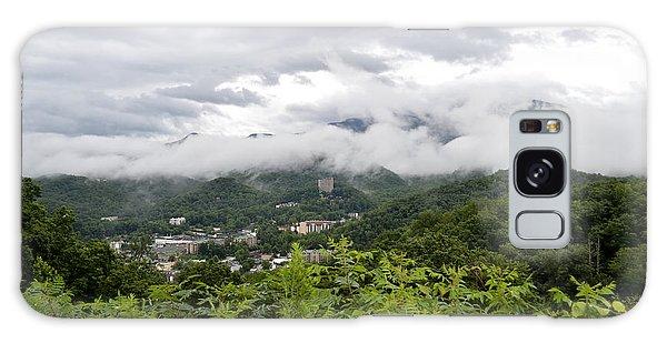 Smoky Mountain Mist Galaxy Case