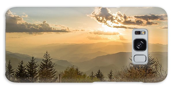 Smoky Mountain Splendor Galaxy Case by Doug McPherson