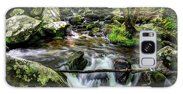 Smoky Mountain Stream 4 Galaxy Case