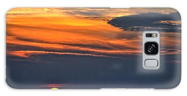 Smoky Mountain Sunset 1 Galaxy Case