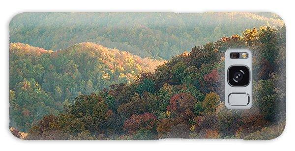 Smoky Mountain View Galaxy Case