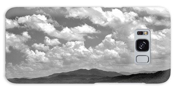 Smoky Peaks And Sky 2 Galaxy Case