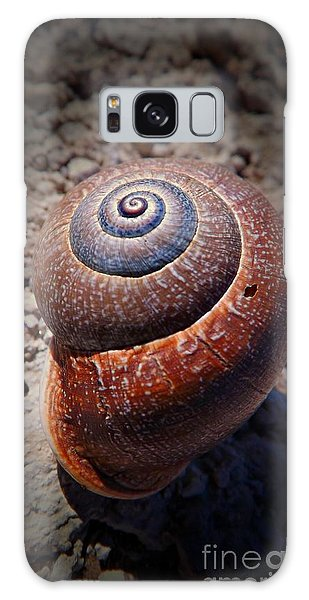 Snail Beauty Galaxy Case