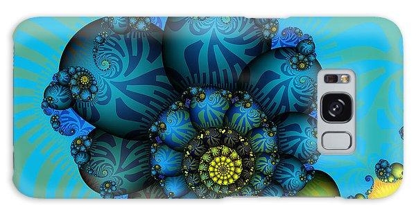 Snail Mail-fractal Art Galaxy Case