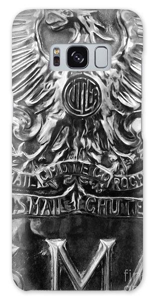 Snail Mail Galaxy Case by James Aiken