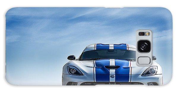 Sport Car Galaxy Case - Snake Eyes by Douglas Pittman