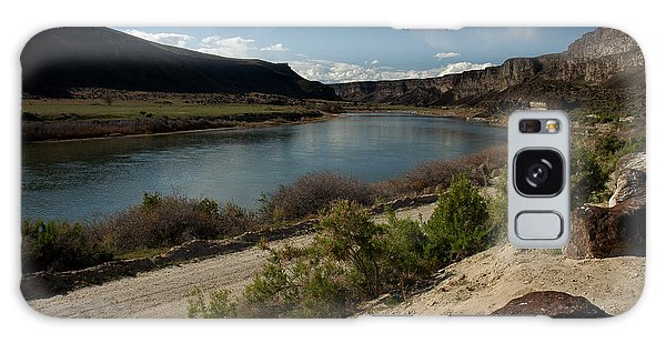 715p Snake River Birds Of Prey Area Galaxy Case