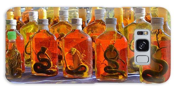 Snake Whiskey Galaxy Case