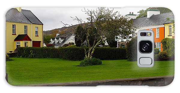 Sneem- Home Of The Blue Bull Galaxy Case