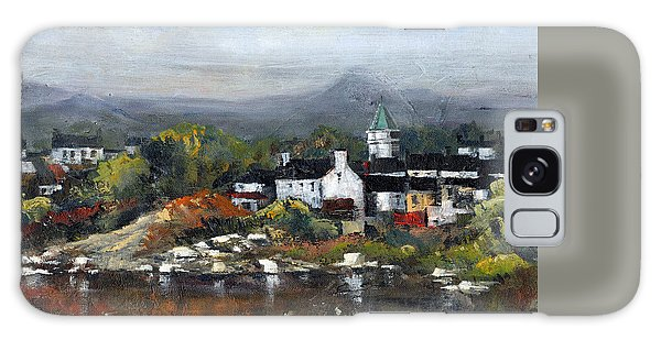 Kerry... Sneem Village  Galaxy Case