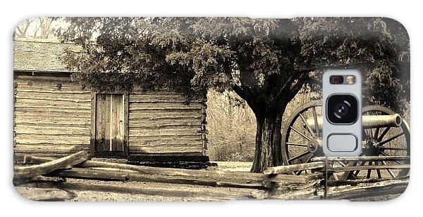 Snodgrass Cabin And Cannon Galaxy Case