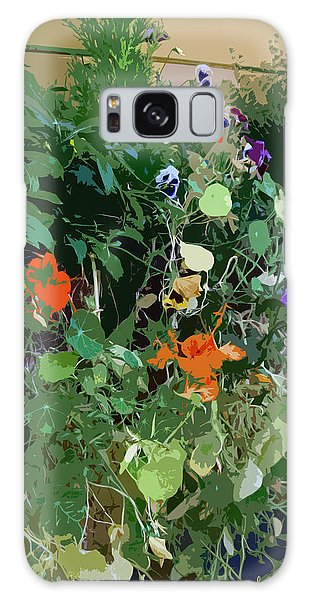 Snohomish Flowerbox  Galaxy Case