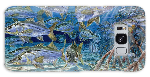 Mangrove Galaxy Case - Snook Cruise In006 by Carey Chen