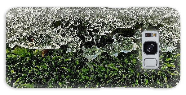 Detail Galaxy Case - Snow & Moss, 2015.02.07 #bmr #lehman by Aaron Campbell