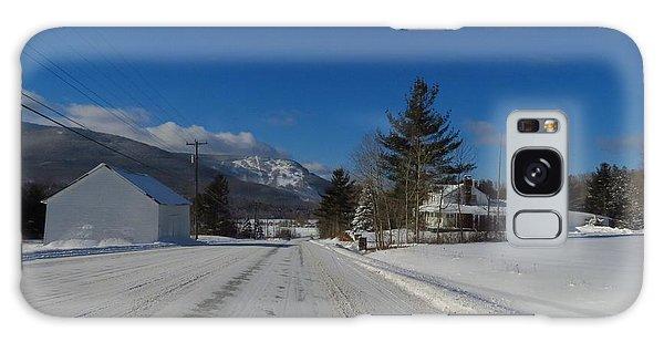 Snow At Hunter Galaxy Case