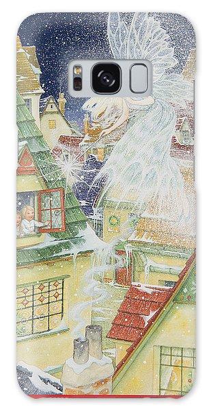 Snow Fairy Galaxy Case