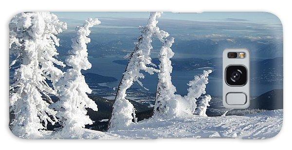 Snow Ghosts 1 Galaxy Case