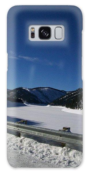 Snow Lake Galaxy Case
