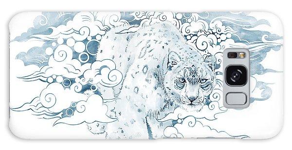 Leopard Galaxy S8 Case - Ghost Cat by Sassan Filsoof