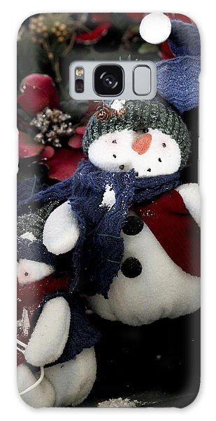 Snow Man Galaxy Case by Ivete Basso Photography