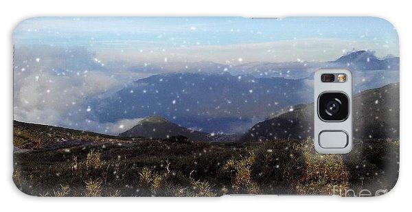 Snow  Mountain Galaxy Case