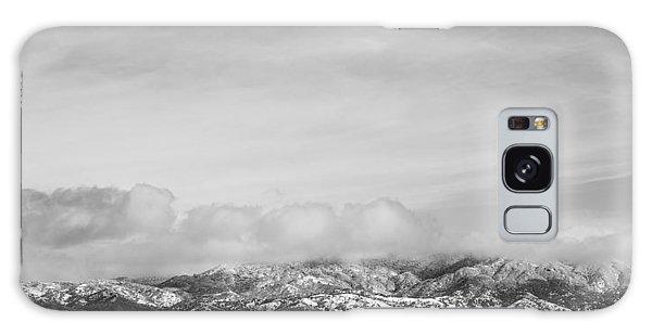 Snow On The Tehachapis Galaxy Case