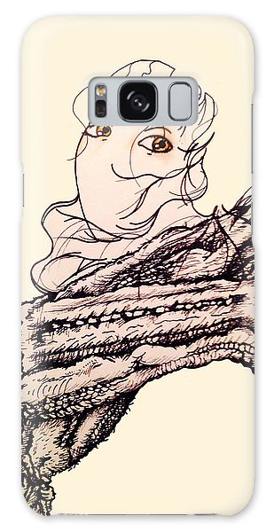 Scarf Galaxy Case - Snow White And The Seven Scarves by Virgil Angeles