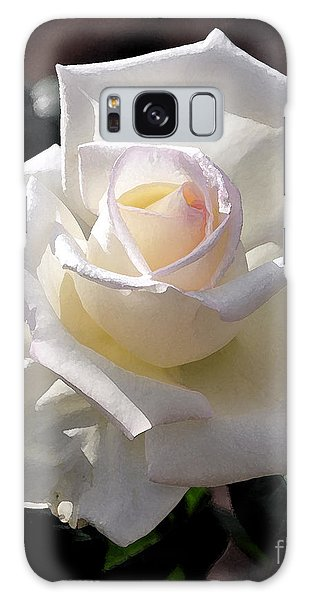 Snow White Rose Galaxy Case