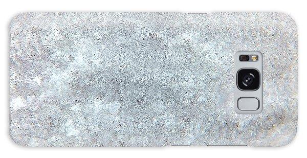 Snow Yourself Galaxy Case