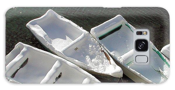 Snowboats Galaxy Case