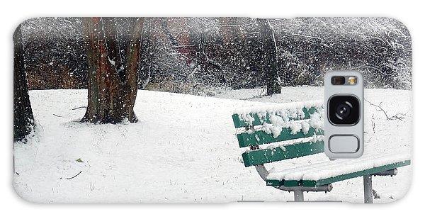 Snowfall Galaxy Case