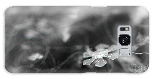 Snowflake Garden Galaxy Case