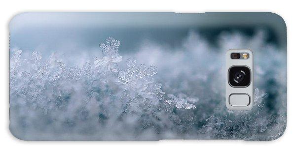 Snowflake Symphony Galaxy Case