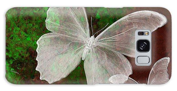 Snowflies Galaxy Case