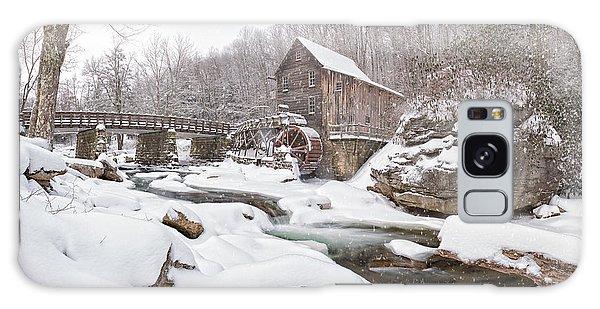 Snowglade Creek Grist Mill 1 Galaxy Case