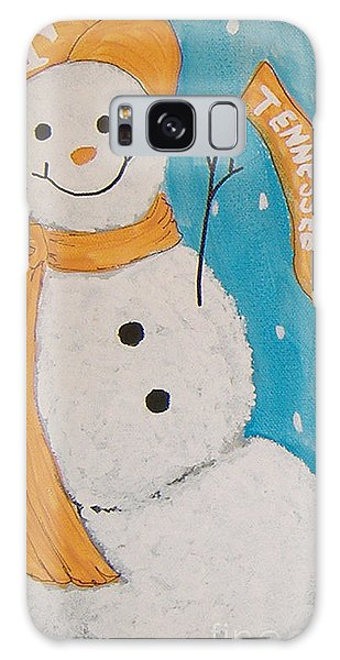 Snowman University Of Tennessee Galaxy Case