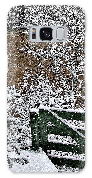 Snowy River Gate Galaxy Case