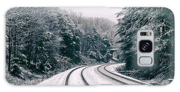 Snowy Travel Galaxy Case