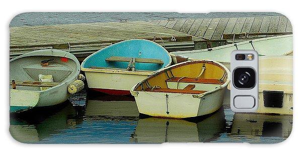 Snuggle Boats Galaxy Case