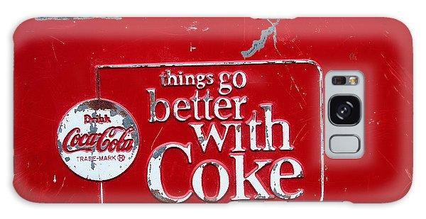 Soda Of Choice Galaxy Case