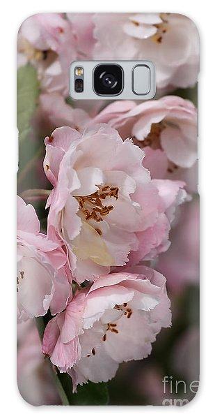 Soft Blossom Galaxy Case