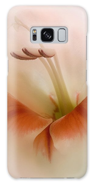 Soft Gladiolus Galaxy Case by Brian Roscorla