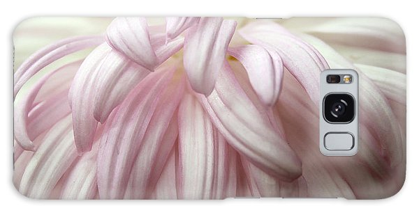 Soft Petals Galaxy Case by Mary Haber