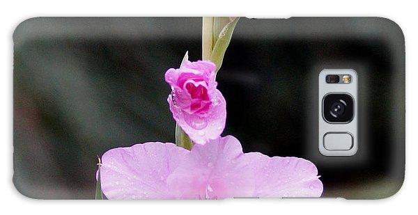 Soft Pink Glad Galaxy Case