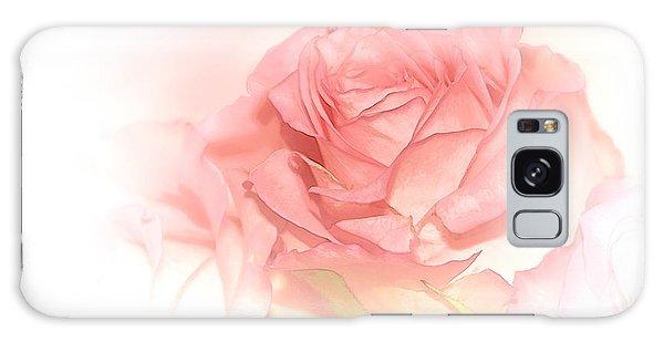 Softly Pink Galaxy Case