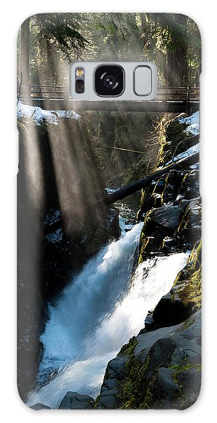 Ecosystem Galaxy Case - Sol Duc Falls, Olympic National Park by Art Wolfe