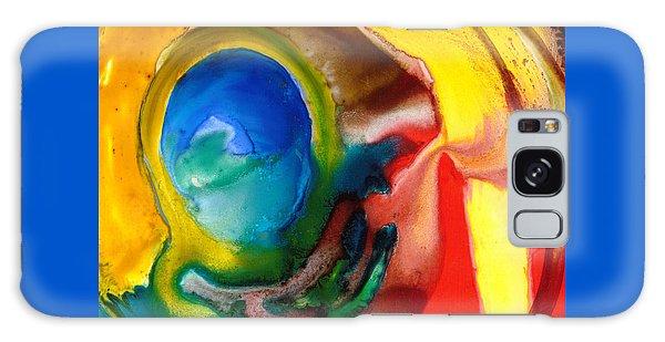 Solar Flare Galaxy Case by Catherine Redmayne