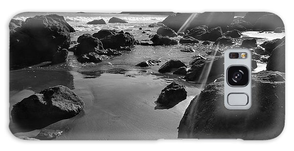 Muir Beach  Galaxy Case